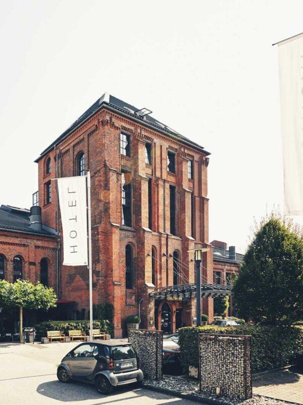 Gastwerk Hotel Hamburg 4 Sterne Design Hotel Lofts im Hamburger Westen