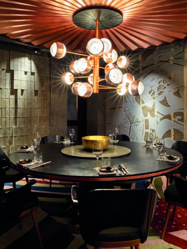 JIN GUI TORTUE Hamburg Design Hotel Restaurant Asiatisch Sushi Hanseatisch