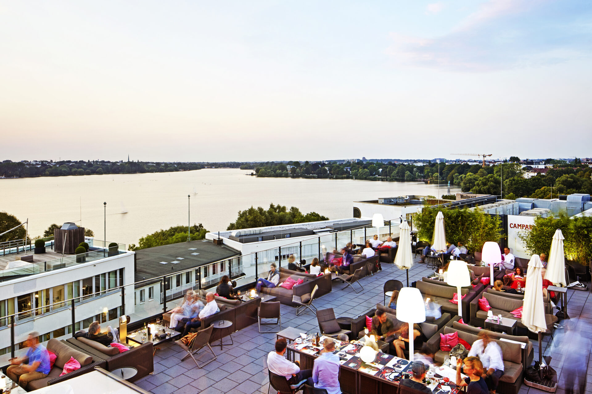 The George Hotel Hamburg – 4 Sterne Design Hotel Hamburg St. Georg