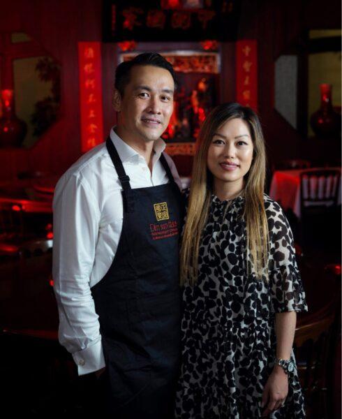 Dim sum Haus Restaurant China seit 1964 Chinesisches Asiatisches Traditionsrestaurant Hamburg Hauptbahnhof Pekingente Dennis Mary Ann Kwong