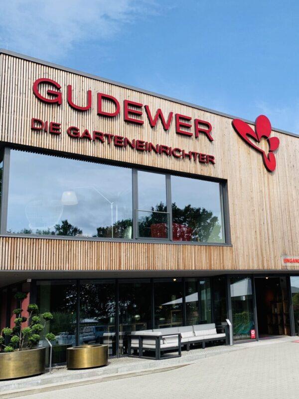 Gudewer – Die Garteneinrichter Showroom Outdoor Einrichtung Hamburg Sülldorf Rissen
