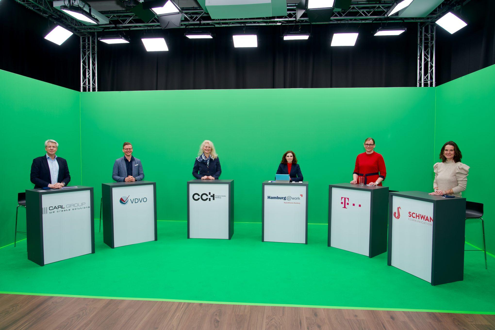 Carl Group Dienstleister für Live-Kommunikation Konferenztechnik Eventtechnik Live Kommunikation