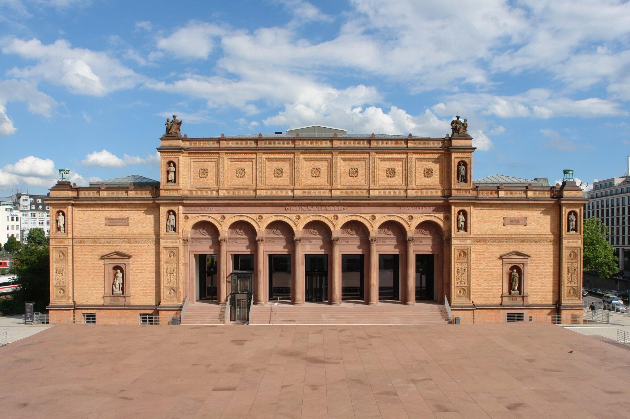 Hamburger Kunsthalle Internationale Kunstausstellung aus acht Jahrhunderten © Ralf Suerbaum