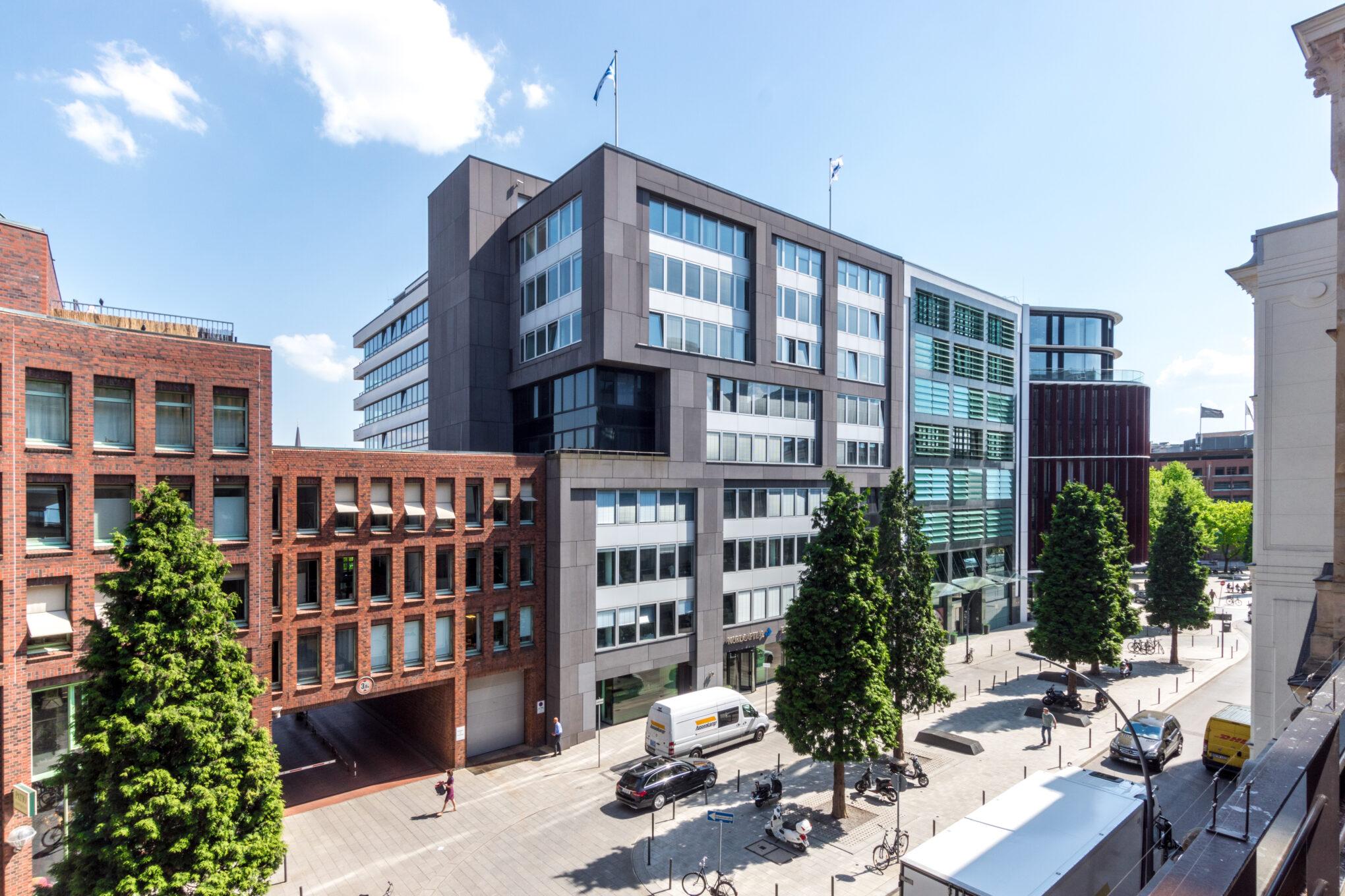 BNP Paribas Real Estate Immobilienberater Immobiliendienstleister Hamburg International Transaction, Consulting, Valuation, Property Management, Investment Management und Property Development