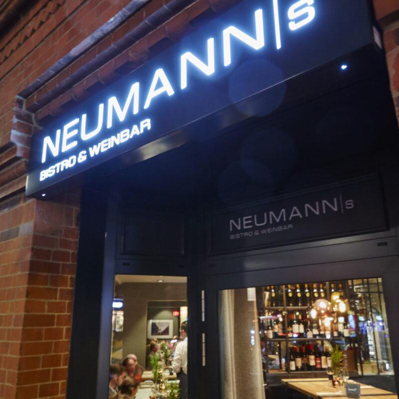NEUMANN|s Bistro & Weinbar Regionale Internationale Weine Winetastings Regionale Küche Speisen eigene Bäckerei