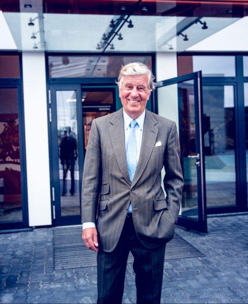 Albert Darboven J.J. Darboven Hamburg