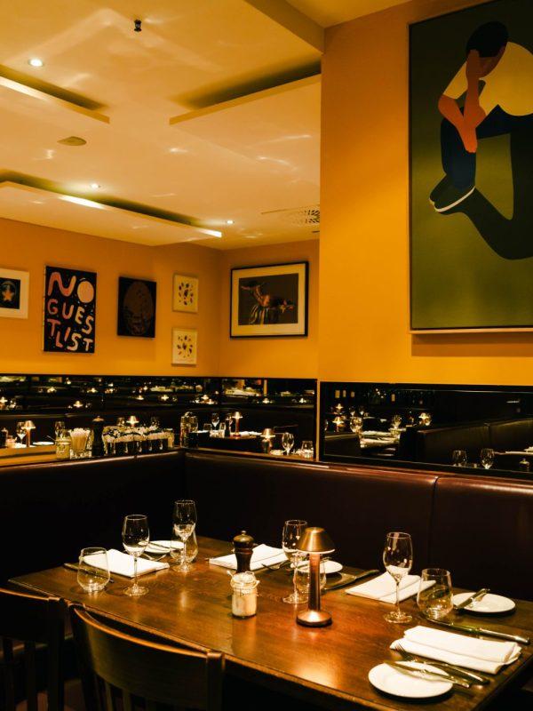 Das Casse Croute Hamburg deutsch-französisches Restaurant